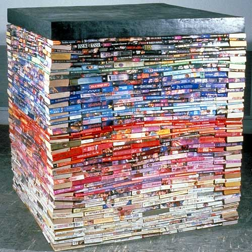 Five Thousand Trashy Romance Novels